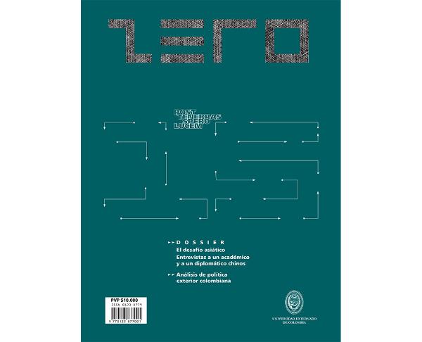 Revista Zero edición 15