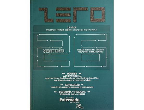 Revista Zero edición 26
