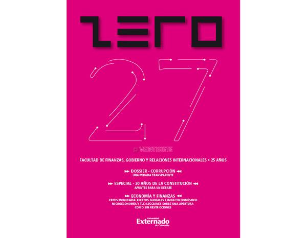 Revista Zero edición 27
