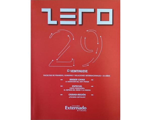 Revista Zero edición 29