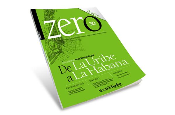 Revista Zero edición 30