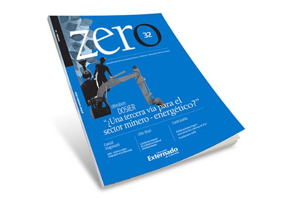 Revista Zero edición 32