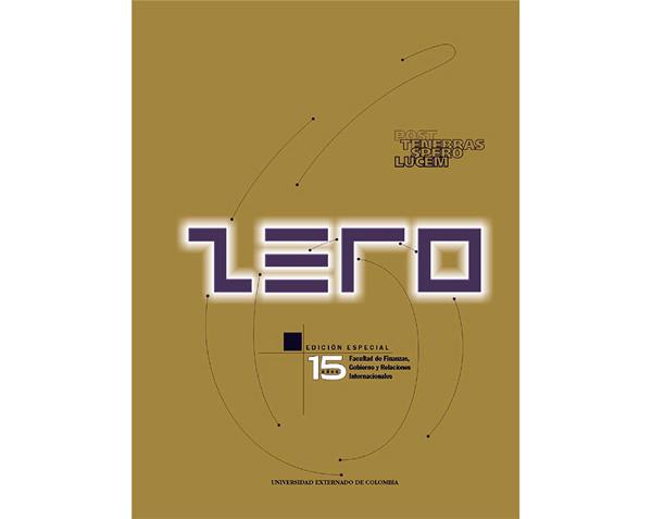 Revista Zero edición 6