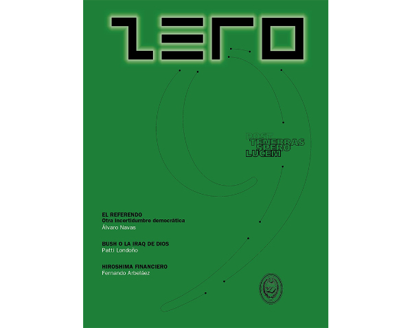 Revista Zero edición 9