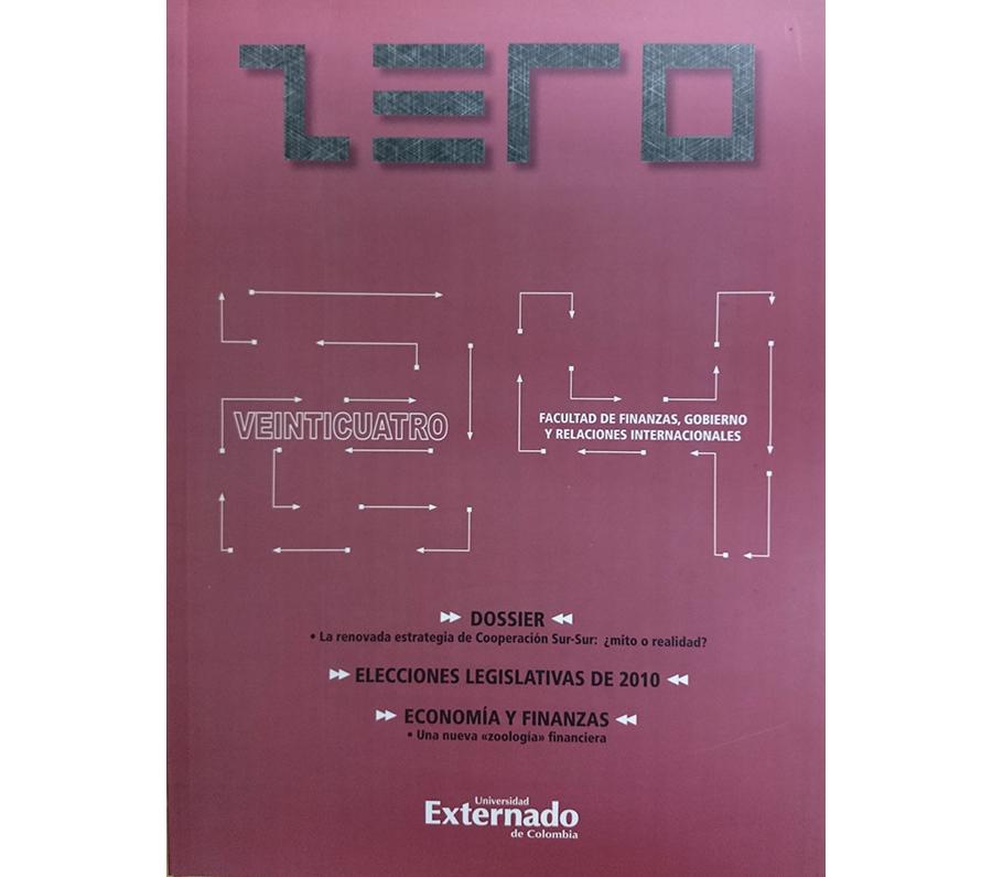 Revista Zero edición 24