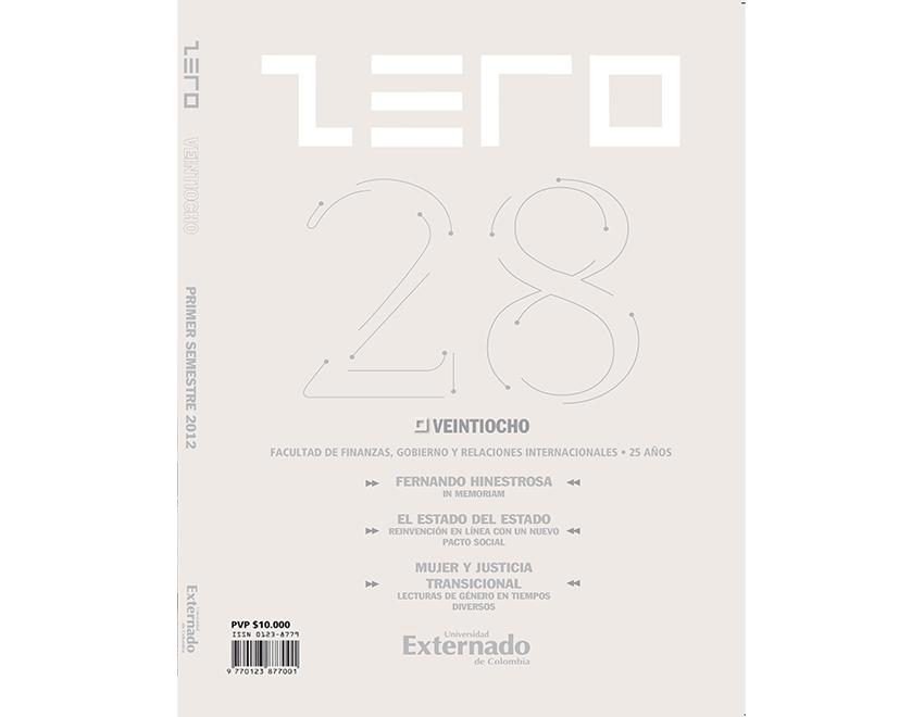 Revista Zero edición 28