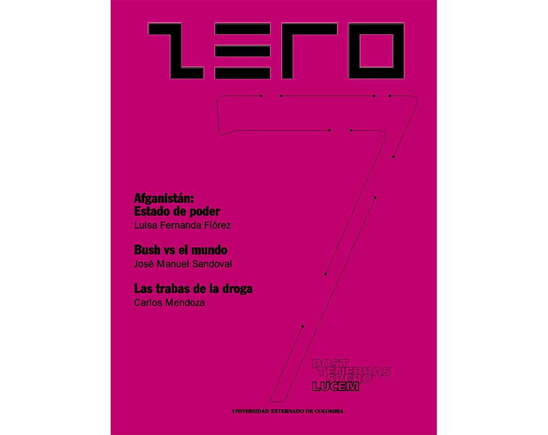 Revista Zero edición 7