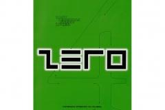 Revista Zero edición 4