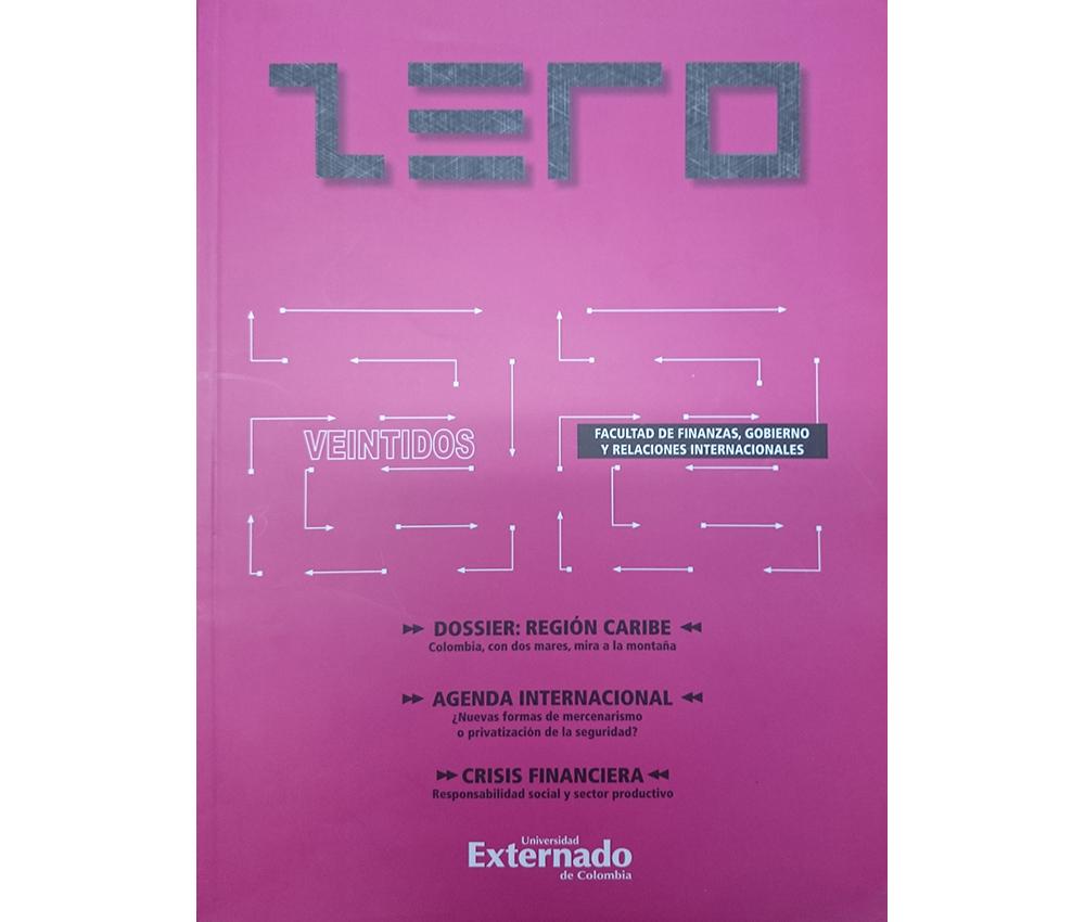 Revista Zero edición 22